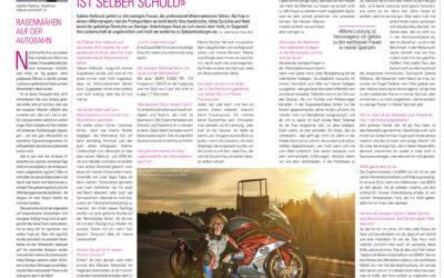 Autowirtschaft.ch – Sabine Holbrook bei den Schweizer Wirtschafts-Oskars