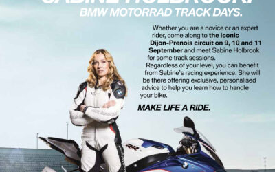BMW Womens Special – on track with Sabine Holbrook